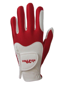 Fit39 Bianco-Rosso