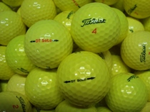 Titleist DT Solo Gialle  - DT TruSoft Gialle