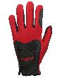 Guanto Fit39 Nero-Rosso S